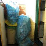 Jorge: Tras unos días festivos, todo listo para sacar la basura.