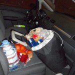 Ruben: Cuando tengo que hacer una compra voluminosa en el hipermercado, el carrito es mi copiloto. Además de ser más ecológico y responsable, resulta más cómodo usar un carrito que un montón de engorrosas bolsas de plástico, especialmente a la hora de cargar la compra en el coche y subirla después desde el garaje.