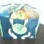 Beatriz: La bolsa de la compra.