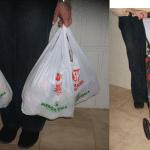 Germán: La postura de utilizar carrito frente a las bolsas tradicionales de plástico tiene varias ventajas. Entre ellas está, por supuesto, el menor uso de plástico y generación de residuos (menos pérdidas del sistema económico, impacto medioambiental…), y para nosotros, mover la compra nos resultará físicamente más fácil. Otras alternativas al uso de bolsas de plástico: utilizar bolsas de otros materiales, como el papel, cosa que ya se hace en Irlanda; rechazar las bolsas en el comercio cuando realmente no las necesitamos; evitar productos con envases superfluos; utilizar como bolsas de reciclaje o basura (fracción resto) las bolsas de la compra que podamos tener; ir a la compra con bolsas de varios usos, etc.