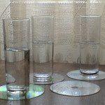 Mª del Camino: Cuando los CD-ROM o DVD ya no nos sirven pueden utilizarse de posa-vasos.