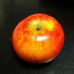 Juan Carlos: ¡Una manzana!