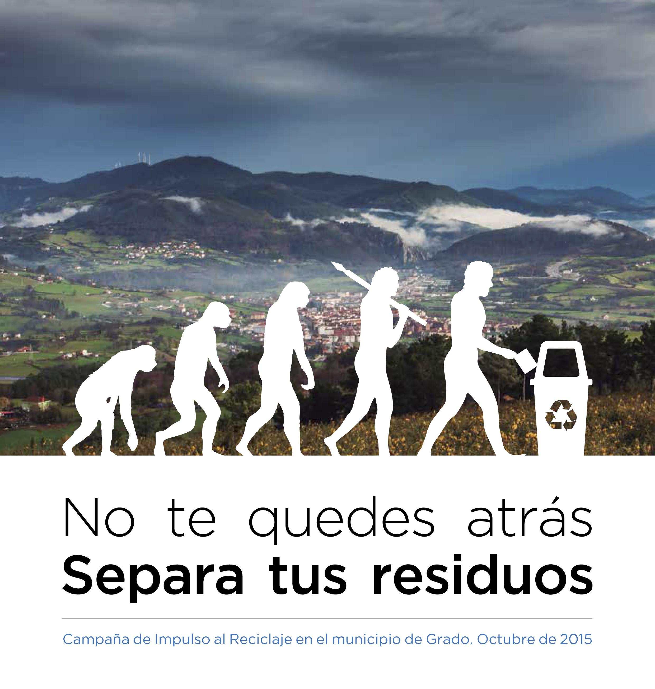 Nueva campaña de fomento de reciclaje en Grado, Lena, Llanes y Tineo