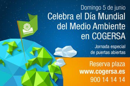 Día Mundial del Medio Ambiente en COGERSA