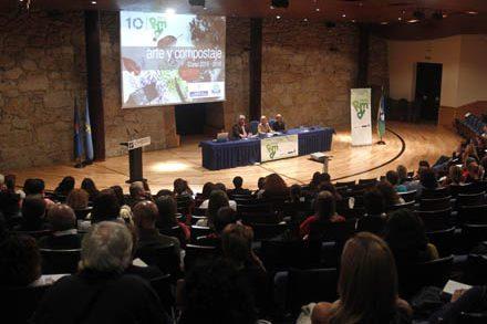 30/09/15 OVIEDO. ENTREGA DE LOS PREMIOS DE LAS TRES R DE COGERSA A CENTROS EDUCATIVOS.FOTO:PABLO LORENZANA......................