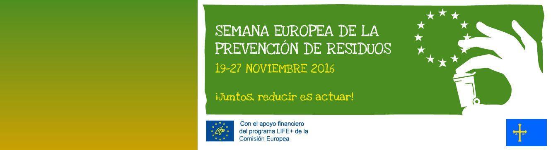 Semana Europea de la Prevención de Residuos 2016