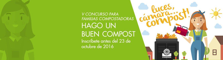 Concurso 'Hago buen compost'