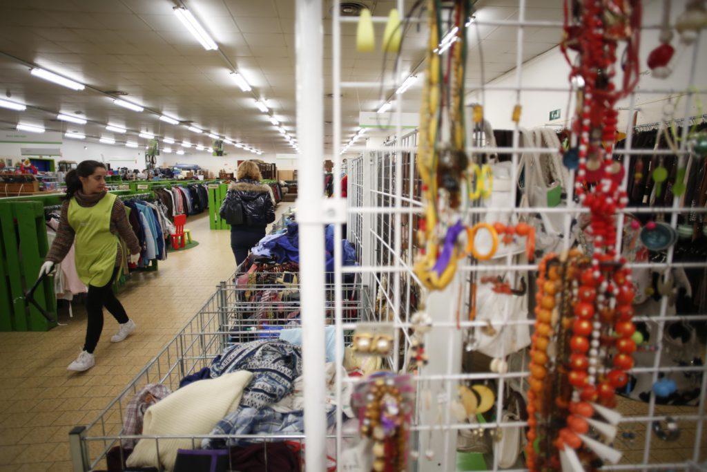 El Ekocenter de Avilés y la tienda solidaria de Emaús en Gijón serán los puntos de venta de los objetos recogidos