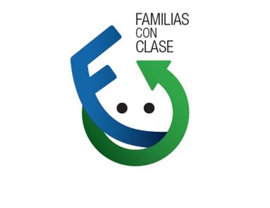 Logo Familias con clase