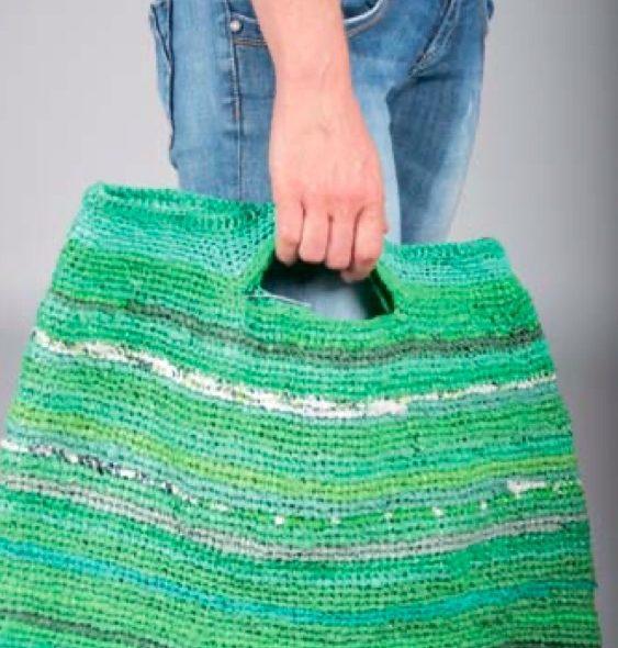 Bolso reciclado